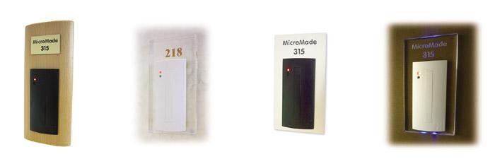 Przykłady montażu czytnika bibi-R33