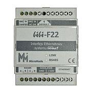 Kontrola dostępu: Interfejs bibi-F22